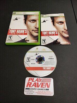 Tony Hawk's Project 8 (Microsoft Xbox 360, 2006)
