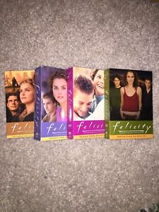 Felicity - complete series on DVD