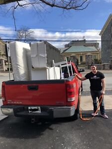 Truck for hire! 8' bed! Junk Removal, Furniture Delivery, & More