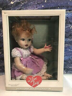 I Love Lucy Precious Kids Premier Baby Lucy Roll Collection(Grapes Loose In Box)