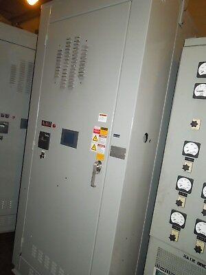 Nepsi 480v Harmonic Filter Bank 3 Stages 450kvar 540a Used