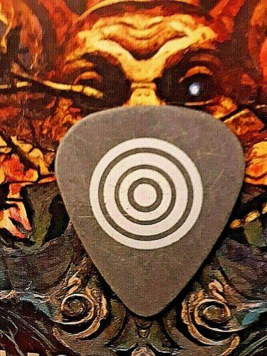 ZAKK WYLDE 2001 tour bullseye  guitar pick - AMAZING PRICE!