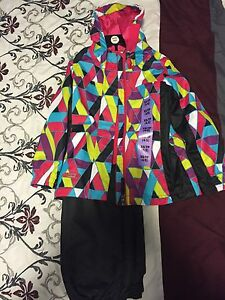 New with tags rain suit