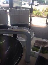 Solid brass kitchen mixer Auburn Auburn Area Preview