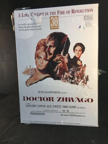 DOCTOR ZHIVAGO MOVIE POSTER 1100 PC JIGSAW PUZZLE New Guns I