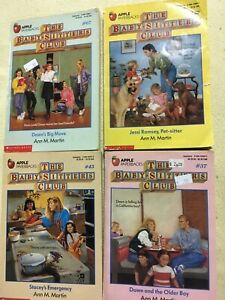 Babysitters clubs books for sale best offer