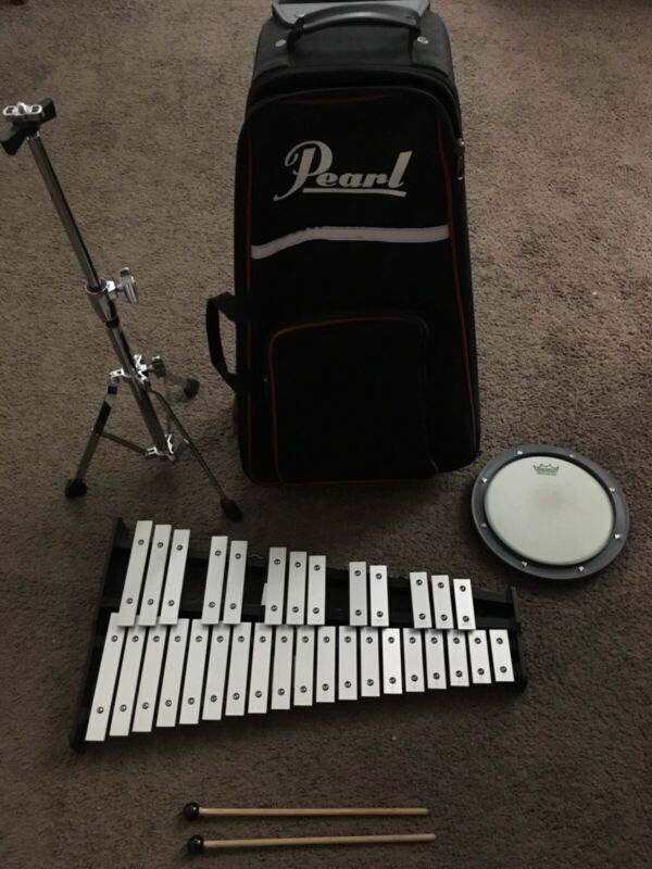 Pearl PK910 Percussion Bell Kit with Backpack