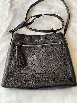 kate Spade Women's Crossbody Bag in Black