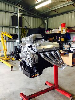 355 Holden engine turbo 700 trans combo