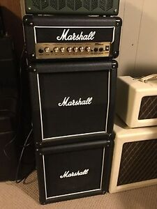 Marshall MG15 MSii Mini Stack guitar amp. Great shape, so cool.
