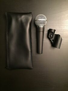 Micro vocal dynamique Shure