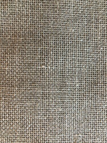 """TRADITIONAL LINEN FOR RUG HOOKING. 1 YARD 58"""" X 36"""""""