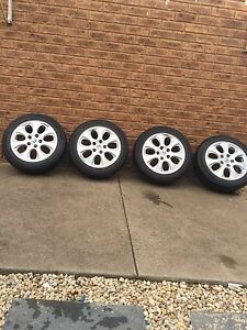 Used Honda Accord Euro wheels Tarneit Wyndham Area Preview