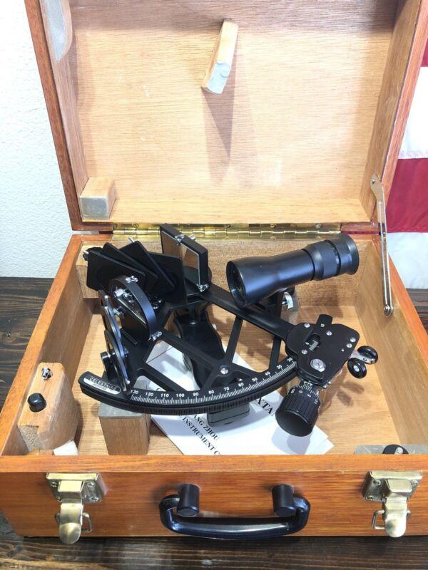 Celestaire Astra III B sextant Instrument