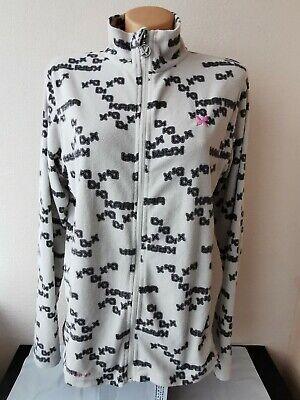 KARI TRAA Women's Fleece Outdoor Jacket size L