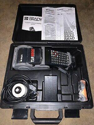 Brady Ts2200 Portable Thermal Printer