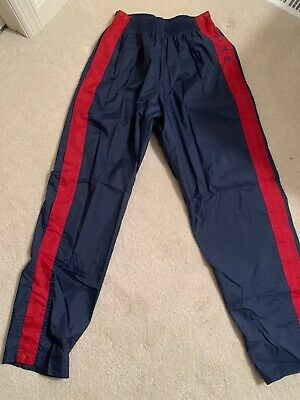 Nike Men's Nylon Tearaway Track Pants Windpants Medium