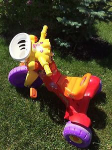 Fisher Price- Dora Trike with music sounds!