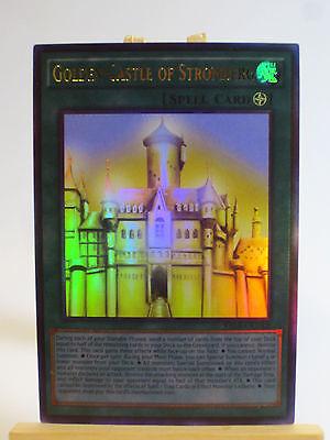 Proxy  Orica Custom Golden Castle Of Stromberg Ultra Rare