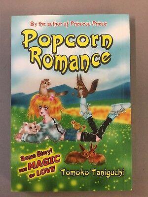 Popcorn Romance von Tomoko Taniguchi (2003, Taschenbuch) ()