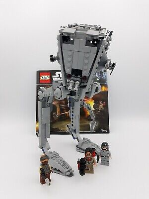 Lego Star Wars 75153 AT-ST Walker 100% Complete with Manual