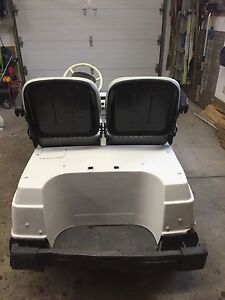 """YAMAHA"" Gas Golf Cart  Peterborough Peterborough Area image 5"