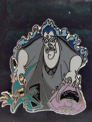 2013 Disney Booster Pin Villains & Sidekicks Hades Pain and Panic from Hercules