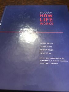 Biology HOW LIFE WORKS hardcover