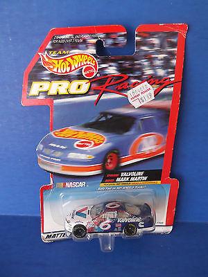 MARK MARTIN #6 VALVOLINE   Pro Racing 1998  race car Mark Martin Race Car