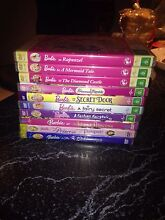 A Collection of Barbie Movies Casula Liverpool Area Preview