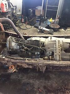 Transmission 6l ford automatique