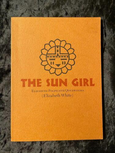 THE SUN GIRL HOPI NATIVE AMERICAN PO-LIN-GAY-SI NORTHERN A PRESS MUSEUM 1978