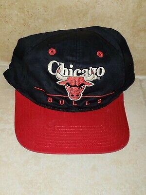 Vtg.Twins Chicago Bulls Snapback Hat