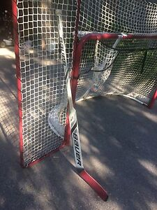 Bauer Reactor 4000 goalie stick - Reduced