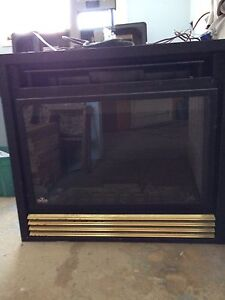 2 Gas Fireplaces