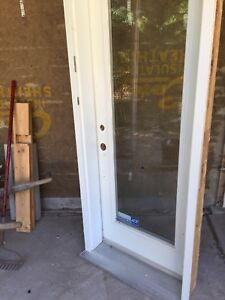 Exterior French door