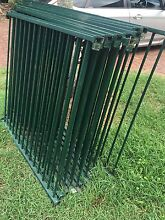Pool fencing with gate Riverview Ipswich City Preview