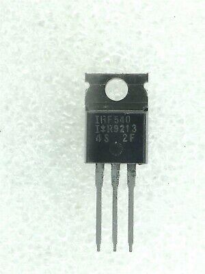 Irf540 Ir Transistor Mosfet Irf540 10 Pieces