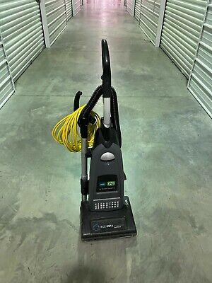 Tennant Nobles Model V-dmu-14 Commercial Hepa Vacuum Cleaner