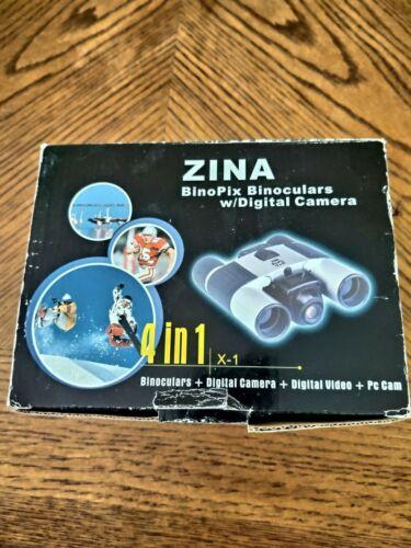 ZINA BinoPix Binoculars