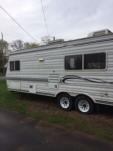 Looking to park/live in camper for a couple months