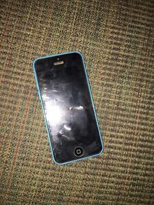iPhone 5c $100 or best offer