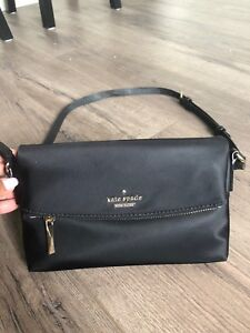 Brand NEW Mini Carson Kate Spade Black Purse