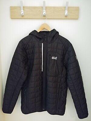 """Jack Wolfskin Insulated Hooded Jacket Large (40""""-42"""")"""