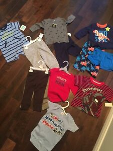 Brand new boys clothes 6-12 months Torbay