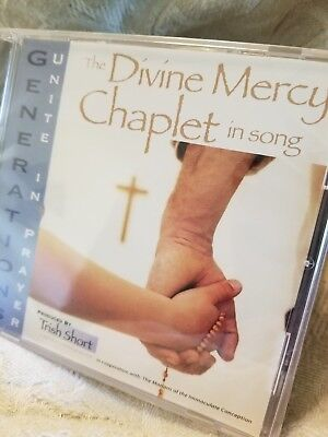 CD The Divine Mercy Chaplet in Song Generations United in Prayer Chaplet Divine Mercy Song