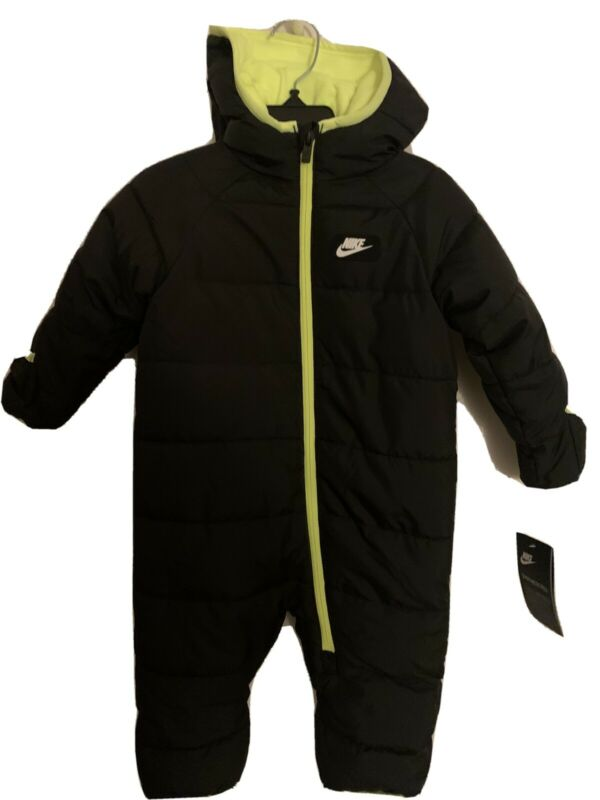 Nike Infant Boys Winter Snowsuit Coat Jacket *BRAND NEW* 12 months