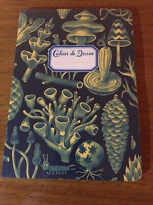 Vintage Botanical Print Notebook