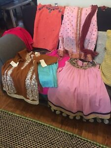 Free Indian girls clothes age 3-6