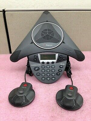 Polycom Soundstation Ip 6000 Conference Speaker Phone Ph926